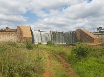 Dam at Cradle Moon
