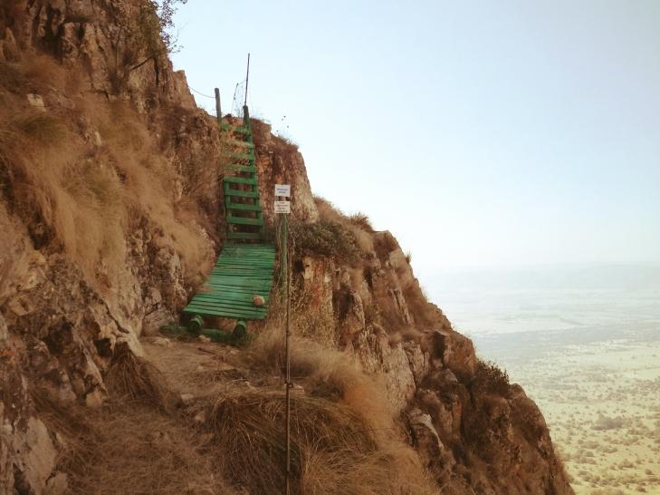 Ladders at Rustig
