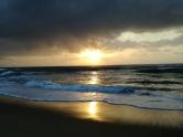 Sunrise in Mabibi